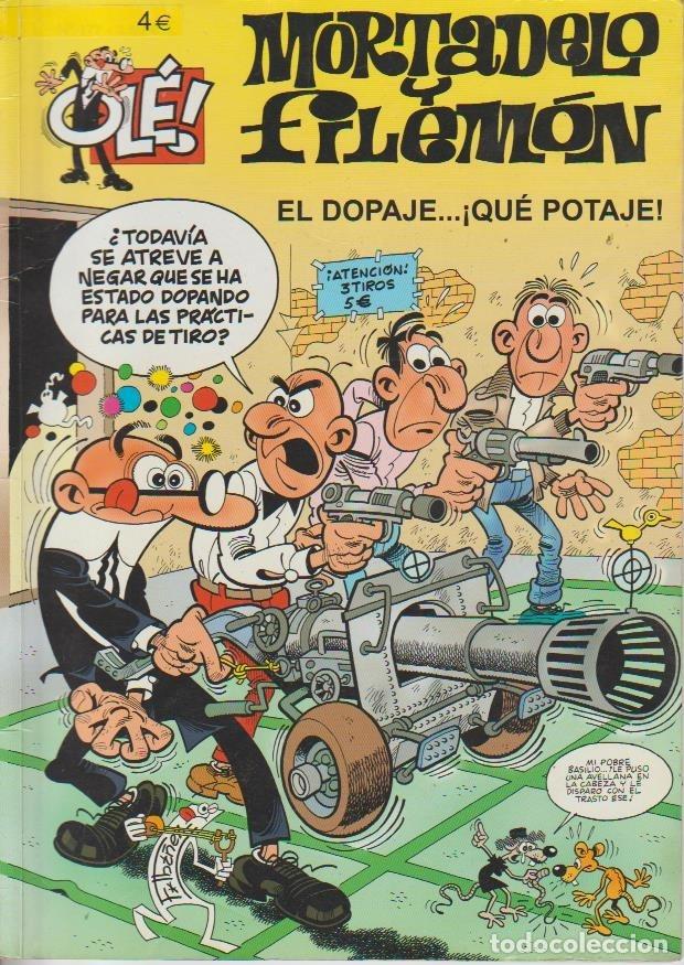 Cómics: OLÉ ! MORTADELO Y FILEMON ( B ) ORIGINALES 1993 - 2009 LOTE - Foto 99 - 173903222