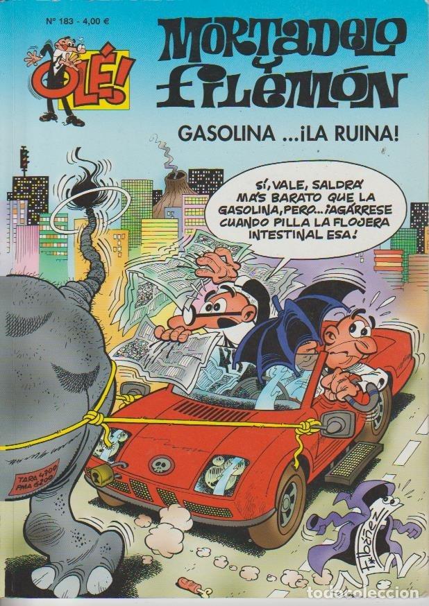 Cómics: OLÉ ! MORTADELO Y FILEMON ( B ) ORIGINALES 1993 - 2009 LOTE - Foto 100 - 173903222