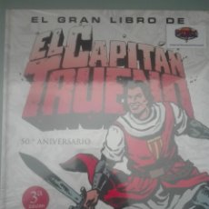 Cómics: EL GRAN LIBRO DEL CAPITAN TRUENO 50 ANIVERSARIO #. Lote 174213110