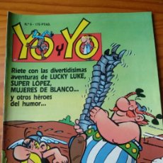 Comics: YO Y YO Nº 6 - TEBEOS SA EDICIONES B-. Lote 174242052