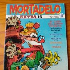 Cómics: MORTADELO EXTRA 16- EDICIONES B-. Lote 174282410