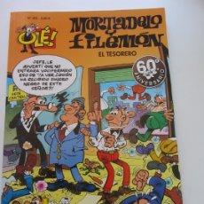 Comics: OLE MORTADELO 202 EL TESORERO EDICIONES B 1ª EDICION NUEVO CX21. Lote 174316919