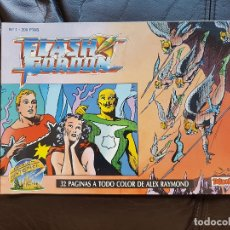 Cómics: FLASH GORDON, COMPLETA , EDICION HISTORICA 1988. Lote 174600374