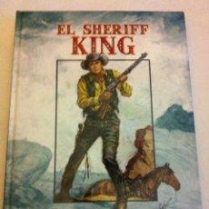 Cómics: EL SHERIFF KING - A ESTRENAR. Lote 175089087