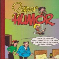 Cómics: SUPER HUMOR -- ZIPI Y ZAPE Nº 4 . Lote 175108960