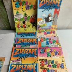 Cómics: SUPER ZIPI Y ZAPE, LOTE DE 20 EJEMPLARES - EDITA : EDICIONES B. Lote 175226334