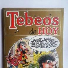 Cómics: TEBEOS DE HOY Nº16. EDICIONES B, 1988 (SELECCIÓN DE 4 NÚMEROS). Lote 175726089