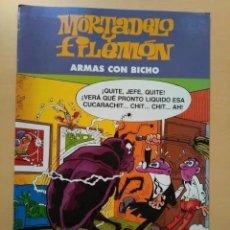 Cómics: MORTADELO Y FILEMON. ARMAS CON BICHO.. Lote 175756032