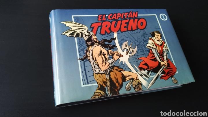 EXCELENTE ESTADO EL CAPITÁN TRUENO 1 EDICIONES B TOMO (Tebeos y Comics - Ediciones B - Otros)