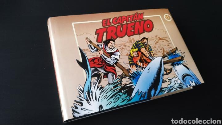 EXCELENTE ESTADO SÚPER AVENTURAS 1008 EL CAPITÁN TRUENO 11 EDICIONES B TOMO (Tebeos y Comics - Ediciones B - Otros)