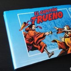 Cómics: EXCELENTE ESTADO SÚPER AVENTURAS 914 EL CAPITÁN TRUENO 10 EDICIONES B TOMO. Lote 176536200