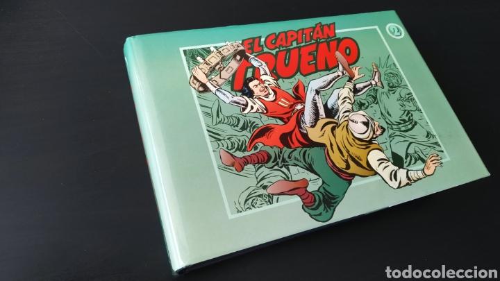 DE KIOSCO EL CAPITÁN TRUENO 2 EDICIONES B TOMO (Tebeos y Comics - Ediciones B - Otros)