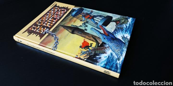 EXCELENTE ESTADO EL CORSARIO DE HIERRO TOMO 1 EDICIONES B (Tebeos y Comics - Ediciones B - Clásicos Españoles)