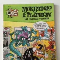 Cómics: MORTADELO Y FILEMÓN - OLÉ 43 - LAS TACILLAS VOLANTES. Lote 176719379