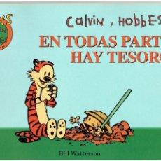 Cómics: * CALVIN Y HOBBES * EDICIONES B 1998* COLECCION FANS LOTE 8 Nº IMPECABLES *. Lote 176763828
