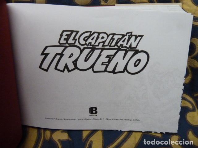 Cómics: EL CAPITAN TRUENO -TOMO N.8 - Foto 3 - 176776653