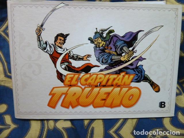 EL CAPITAN TRUENO -TOMO N.8 (Tebeos y Comics - Ediciones B - Otros)