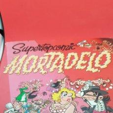 Cómics: SUPERTOPCÓMIC. MORTADELO Nº3 1ª ED 2005 (TAPA DURA). Lote 177034313