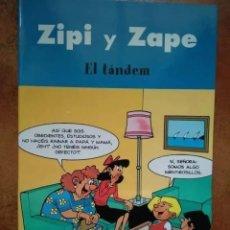 Cómics: ZIPI Y ZAPE - EL TANDEM. Lote 177128170