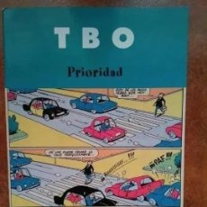 Cómics: TBO T B O - PRIORIDAD. Lote 177278574