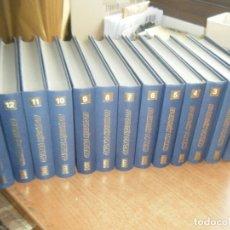 Cómics: COLECCION EL CAPITAN TRUENO COMPLETA, LOTE 13 TOMOS Y 618 NUMEROS EDICIONES B EN TAPA DURA. Lote 177369879
