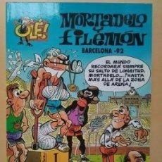 Cómics: MORTADELO Y FILEMON. BARCELONA 92. EDICION AÑO 2000. Lote 177380343