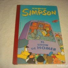Cómics: SUPER SIMPSON N. 6 . ED. 1998.. Lote 177380942
