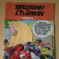 Cómics: MORTADELO Y FILEMON. FORMULA 1. EDICIONES B.. Lote 177381768