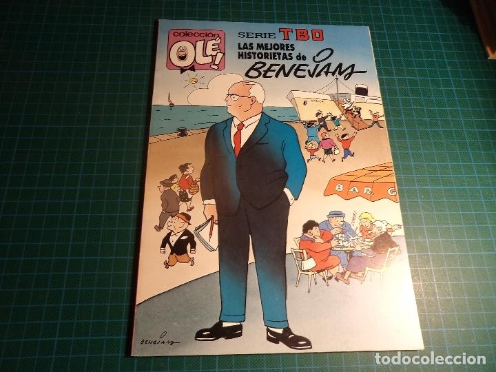 COLECCION OLE Nº 411. EDICIONES B (Tebeos y Comics - Ediciones B - Humor)