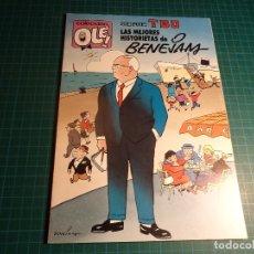 Comics : COLECCION OLE Nº 411. EDICIONES B. Lote 177400643