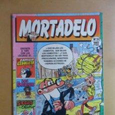 Cómics: Nº 30 MORTADELO - EDICIONES B - 1987. Lote 254418875