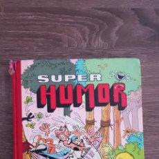 Cómics: SUPER HUMOR MORTADELO Y FILEMON ZIPI Y ZAPE. Lote 177614683