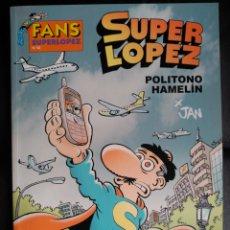 Cómics: FANS SUPER LOPEZ Nº 48 POLITONO HAMELIN 1ª EDICION 2007. Lote 177620834