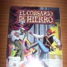 Cómics: REEDICIÓN - EL CORSARIO DE HIERRO - Nº 24: EL BAILE DE BENBURRY MANOR - AÑO 1987 - PERFECTO ESTADO. Lote 177747374