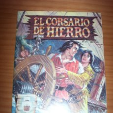 Cómics: REEDICIÓN - EL CORSARIO DE HIERRO - Nº 27: LA GUERRA DEL CANADÁ - AÑO 1987 - PERFECTO ESTADO. Lote 177748514