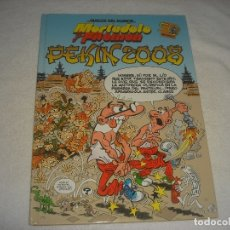 Cómics: MAGOS DEL HUMOR MORTADELO Y FILEMON. PEKIN 2008.. Lote 177837247
