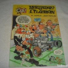 Comics: MORTADELO Y FILEMON N. 177 . EL DOPAJE QUE POTAJE. 2007. Lote 177839025