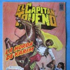 Cómics: EL CAPITÁN TRUENO Nº 14 ''LA HORDA DE KARIM'' EDICIÓN HISTÓRICA, EDICIONES B - 1987. Lote 177885104