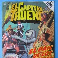 Cómics: EL CAPITÁN TRUENO Nº 5 ''EL PAIS DE LOS FARAONES'' EDICIÓN HISTÓRICA, EDICIONES B. Lote 177885315