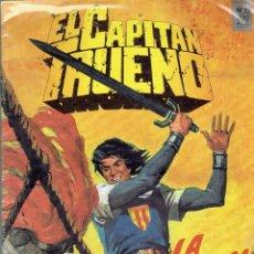 Cómics: EDICIONES B,CAPITAN TRUENO N,11,46 Y 63. AÑO 1987,EDICION HISTORICA. Lote 178051680