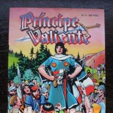 Cómics: PRÍNCIPE VALIENTE - Nº. 5 - EDICIÓN HISTÓRICA - AÑO 1989 - MUY BUEN ESTADO. Lote 178286891