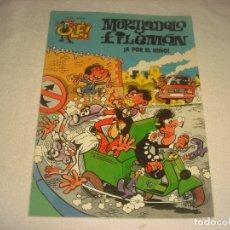 Comics: OLE. MORTADELO Y FILEMON N. 60 . A POR EL NIÑO.. Lote 178383510