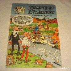 Comics: OLE. MORTADELO Y FILEMON N. 125. CORRUPCION A MOGOLLON.. Lote 178384415