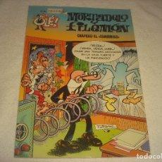 Comics: OLE. MORTADELO Y FILEMON N. 99.CHAPEAU EL ESMIRRIAU.. Lote 178384691