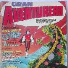 Cómics: GRAN AVENTURERO 2 # Y4. Lote 178577752