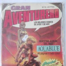 Cómics: GRAN AVENTURERO 12 # Y4. Lote 178577973