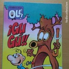 Cómics: ANGELITO GU GU OLE Nº 54-V.1 / EDICIONES B 1988 VAZQUEZ. Lote 178607565