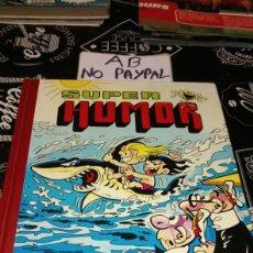 Cómics: SUPER HUMOR 13 MORTADELO Y FILEMON ZIPI Y ZAPE. Lote 178737682