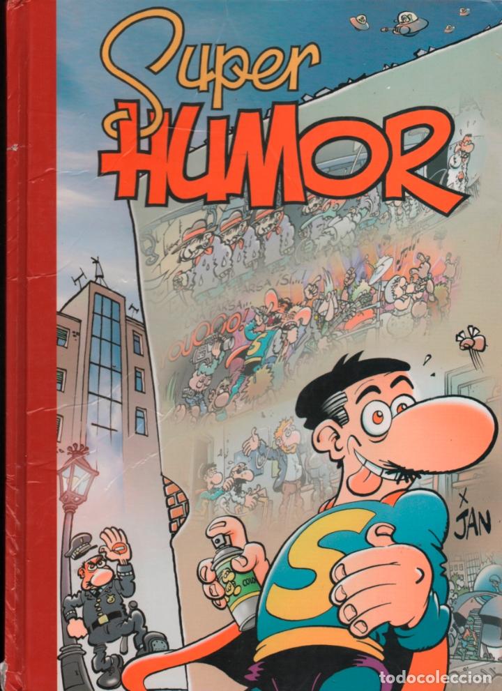 SUPER HUMOR SUPER LOPEZ Nº 10 JAN EDICIONES B. 1ª EDICION (Tebeos y Comics - Ediciones B - Humor)