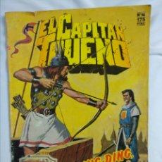 Cómics: EL CAPITÁN TRUENO N°56 DING-DING EL BUFON. Lote 178991170